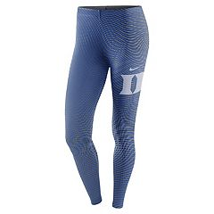 Women's Nike Duke Blue Devils Legacy Running Tights