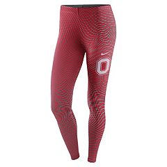 Women's Nike Ohio State Buckeyes Legacy Running Tights