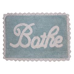 Park B. Smith Metro Farmhouse 'Bathe' Bath Rug