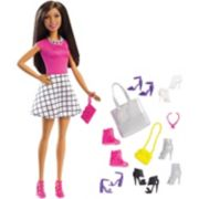Barbie® Nikki Doll & Shoe Set