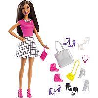 Barbie® Nikki Doll & Shoe Set