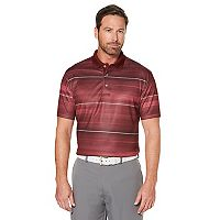 Men's Grand Slam Regular-Fit Airflow Performance Golf Polo