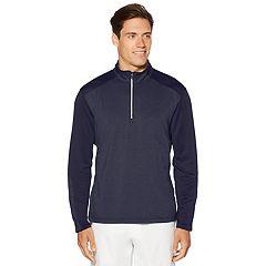 Men's Grand Slam MotionFlow 360 Regular-Fit Quarter-Zip Golf Pullover