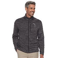 Men's Grand Slam MotionFlow 360 Regular-Fit Brushed Back Performance Golf Jacket