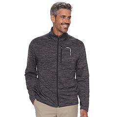 Men's Grand Slam MotionFlow 360 Regular-Fit Brushed Back Performance Golf Jacket