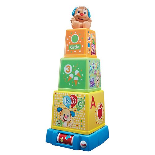 Fisher price laugh and learn puppy kohls department