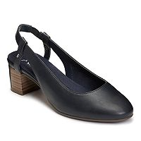 A2 by Aerosoles Track Pad Women's Slingback Dress Heels
