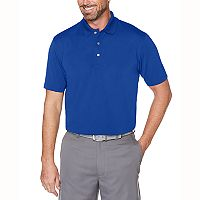 Men's Grand Slam Textured Polo