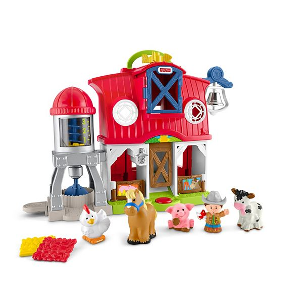 Fisher Price Little People Caring For Animals Farm Playset
