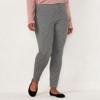 Plus Size LC Lauren Conrad Leggings