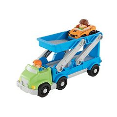 Fisher-Price Little People Ramp 'n Go Carrier