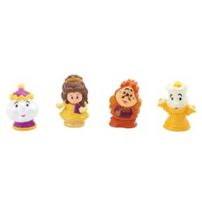 Disney Princess Belle & Friends Buddy Pack by Little People