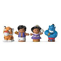 Disney Princess Jasmine & Friends Buddy Pack by Little People