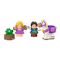 Disney Princess Rapunzel & Friends Buddy Pack by Little People