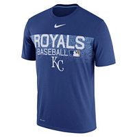Men's Nike Kansas City Royals Legend Team Issue Tee