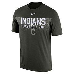 Men's Nike Cleveland Indians Legend Team Issue Tee