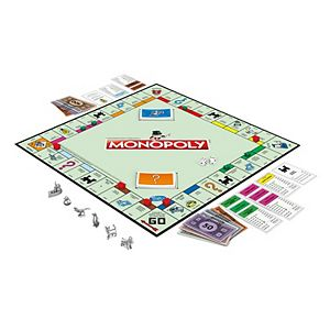 Monopoly Classic Board Game by Hasbro