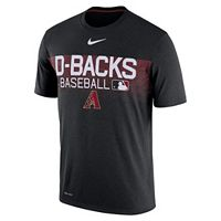 Men's Nike Arizona Diamondbacks Legend Team Issue Tee