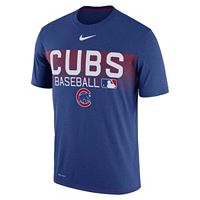 Men's Nike Chicago Cubs Legend Team Issue Tee