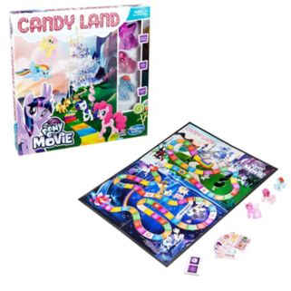 Candy Land Game: My Little Pony the Movie Edition by Hasbro
