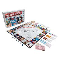 Walt Disney Animation Monopoly by Hasbro