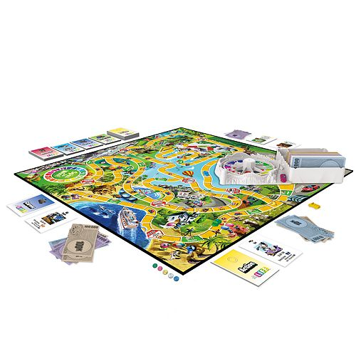 The Game of Life: TripAdvisor Edition by Hasbro