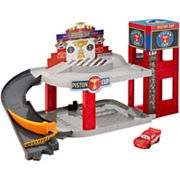 Disney / Pixar Cars Piston Cup Racing Garage by Mattel