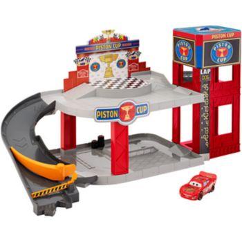 Disney / Pixar Cars Piston Cup Racing Garage by Mattel