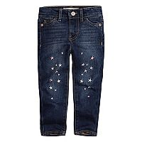Toddler Girl Levi's® 710 Super Skinny Fit Embellished Jeans