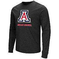 Men's Campus Heritage Arizona Wildcats Logo Long-Sleeve Tee