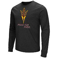 Men's Campus Heritage Arizona State Sun Devils Logo Long-Sleeve Tee