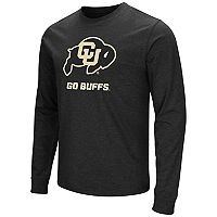 Men's Campus Heritage Colorado Buffaloes Logo Long-Sleeve Tee