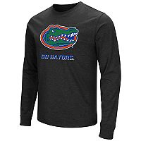 Men's Campus Heritage Florida Gators Logo Long-Sleeve Tee