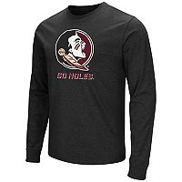 Men's Campus Heritage Florida State Seminoles Logo Long-Sleeve Tee