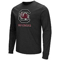 Men's Campus Heritage South Carolina Gamecocks Logo Long-Sleeve Tee