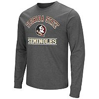 Men's Campus Heritage Florida State Seminoles Wordmark Long-Sleeve Tee