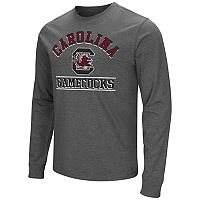 Men's Campus Heritage South Carolina Gamecocks Wordmark Long-Sleeve Tee