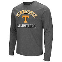 Men's Campus Heritage Tennessee Volunteers Wordmark Long-Sleeve Tee