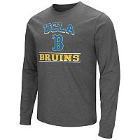 Men's Campus Heritage UCLA Bruins Wordmark Long-Sleeve Tee
