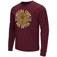 Men's Campus Heritage Arizona State Sun Devils Zigzag Long-Sleeve Tee