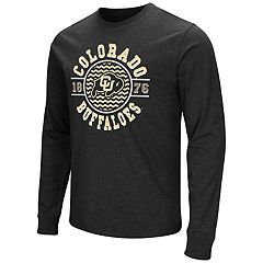 Men's Campus Heritage Colorado Buffaloes Zigzag Long-Sleeve Tee
