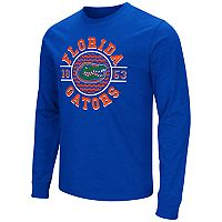 Men's Campus Heritage Florida Gators Zigzag Long-Sleeve Tee