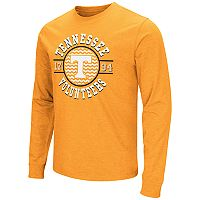 Men's Campus Heritage Tennessee Volunteers Zigzag Long-Sleeve Tee