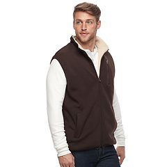 Men's Victory 40 Sherpa-Lined Fleece Vest
