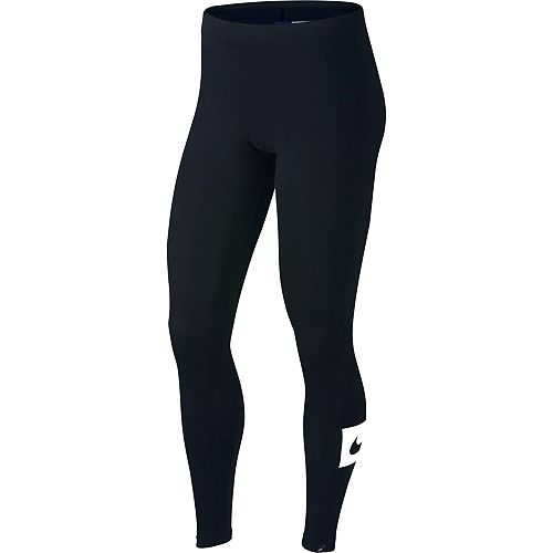 Shoptagr Women S Nike Sportswear High Waisted Leggings By Kohl S