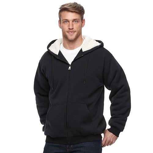 Men's Victory 40 Sherpa-Lined Fleece Jacket