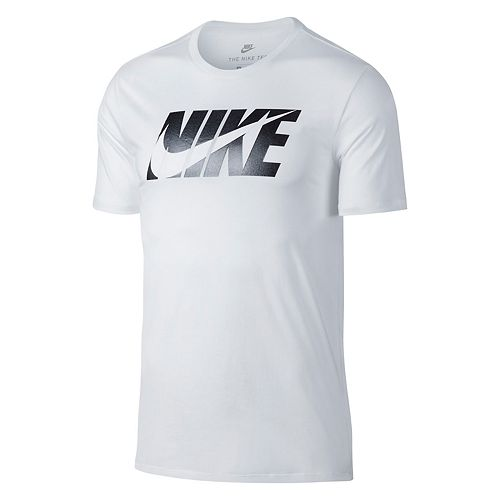 Men's Nike Swoosh Block Tee