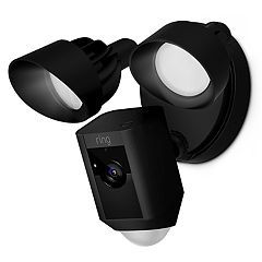 Ring Floodlight Outdoor Security Camera
