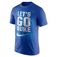 Men's Nike Duke Blue Devils Legend Franchise Tee