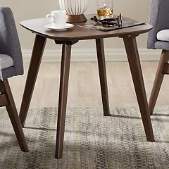 Baxton Studio Dahlia Mid-Century Modern End Table